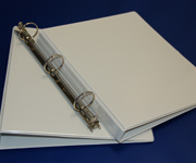 binders with removable binder rings