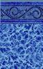 Siesta Wave Azure Blue Diffusion